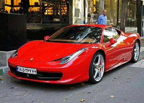 گرانترین خودروهای پلاک ملی