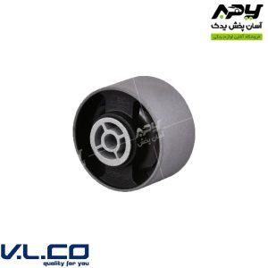 دسته موتور گرد فلزی پژو 206